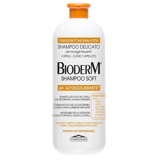 Bioderm Shampoo Soft 1000ml