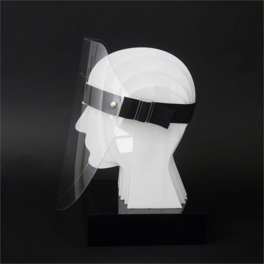 Vivak?(R) Compact Splash Guard Protective Visor