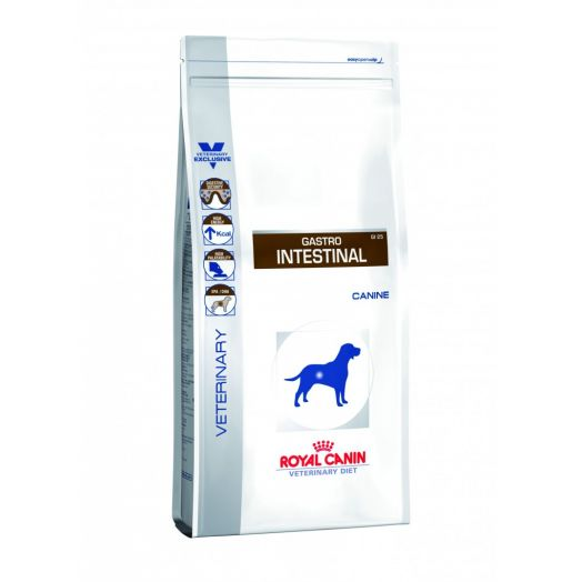 Royal Canin Veterinar Dc Gastro Intestinal Gi25 Trocken 14kg
