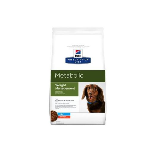 Prescription Diet Canine Ca Meta Mini 6kg