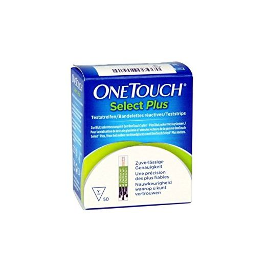 Onetouch Selectplus 50str