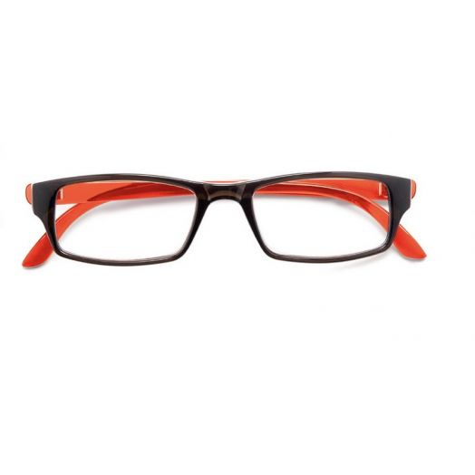 Mast Zwillinge Optical Twins Gold Reise Fluo Orange Mph + 3.00