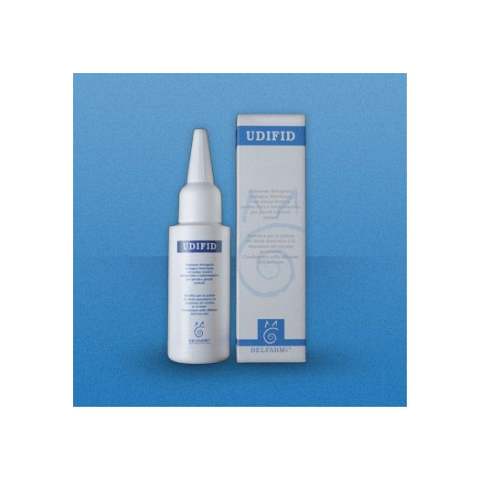 Belfarm Udifid Otological Cleansing Solution 50 ml