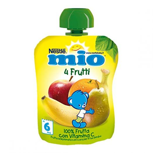 Nestle Mio Frut Bev 4frut 90ml