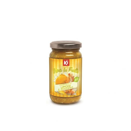 Ki Group VivalThe Fruit Biologique Compose De Citrons Et De Gingembre 220g