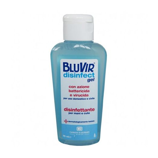 Bluvir Gel Battericida 75ml