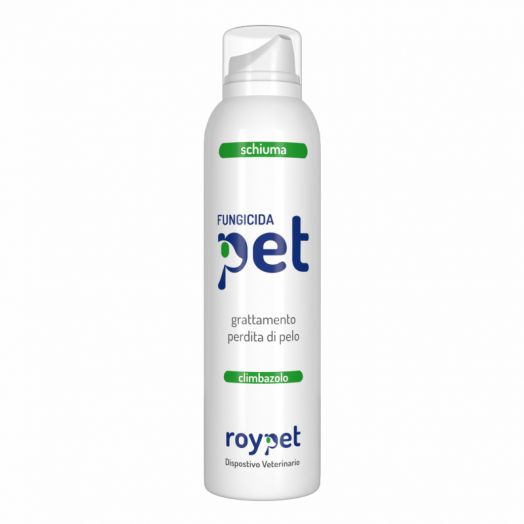 Roypet Fungicida Pet Foam 150ml