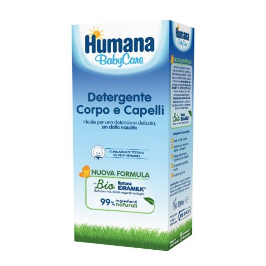 Humana Baby Care cleanser 300ml