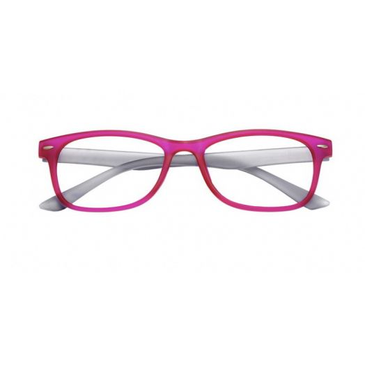 Mast Zwillinge Optical Twins Gold Dallas Fuchsia & Grau +3