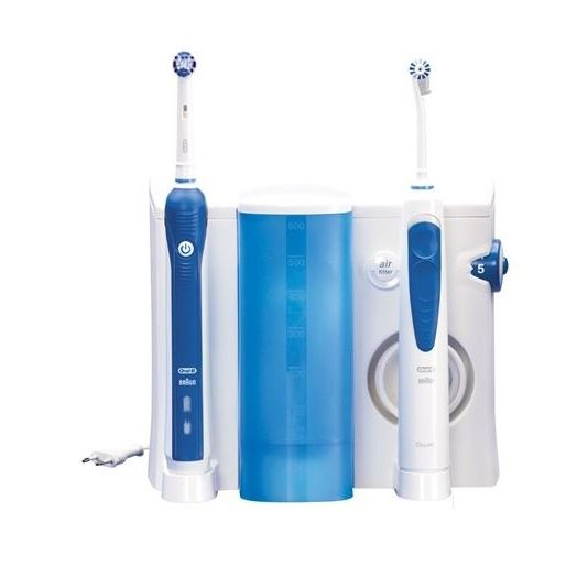 Oral-B Oral-B Oral Water Jet Center Oxyjet + PC Electric Toothbrush 3000