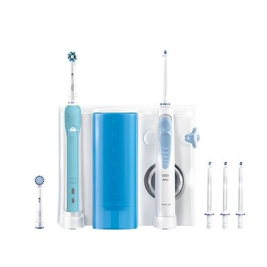 Oral-B Oral Center Water OC16 Electric Toothbrush + Hydraulic Throttle MD 16
