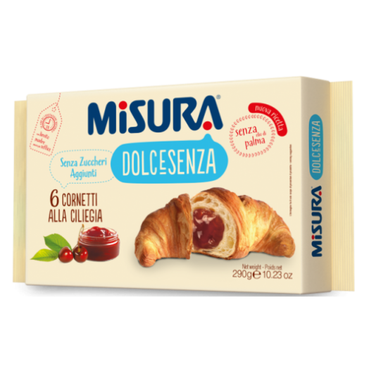 To the extent Dolcesenza Croissants Cilieg Without Palm Oil 290g
