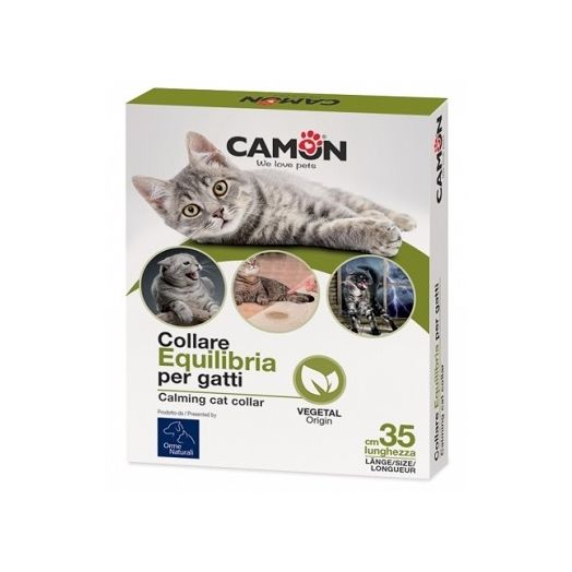 Camon Equilibria Collar For Cats Helps Reduce Stress
