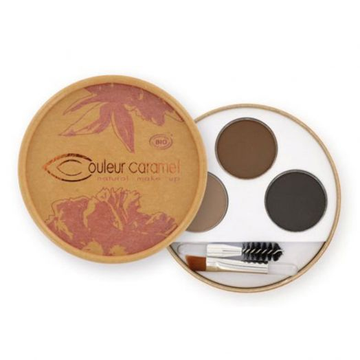 Couleur Caramel Eye Brow Kit 29 Brunette