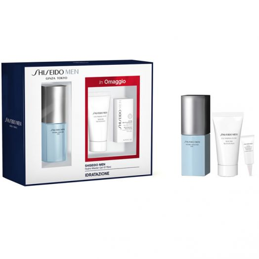 Shiseido Men Hydro Master Gel 75ml Set 3 Parti 2017