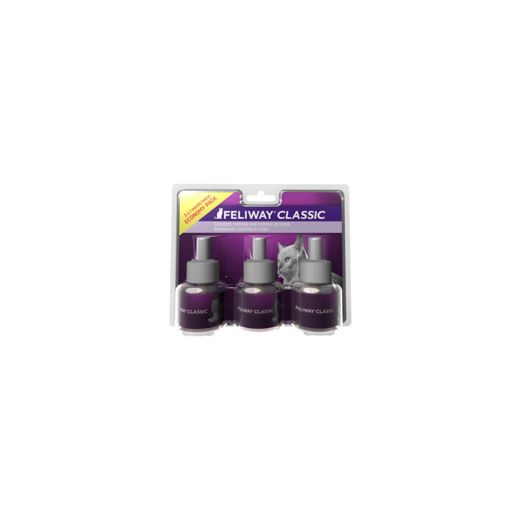 Refills Classic Feliway 3 Pieces Of 48ml