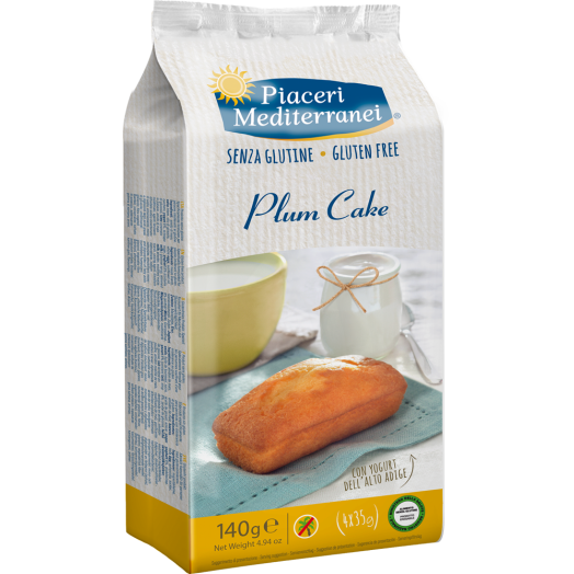 Pleasure Medit Plumcake 4x35g