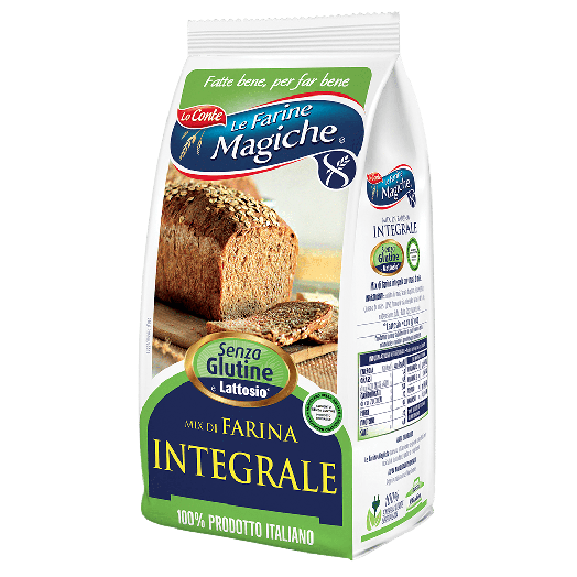 Ipafood Mix Wholemeal flour without gluten 300g