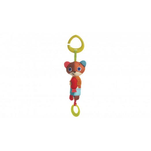 Tiny Love Windchime Isaac Bear