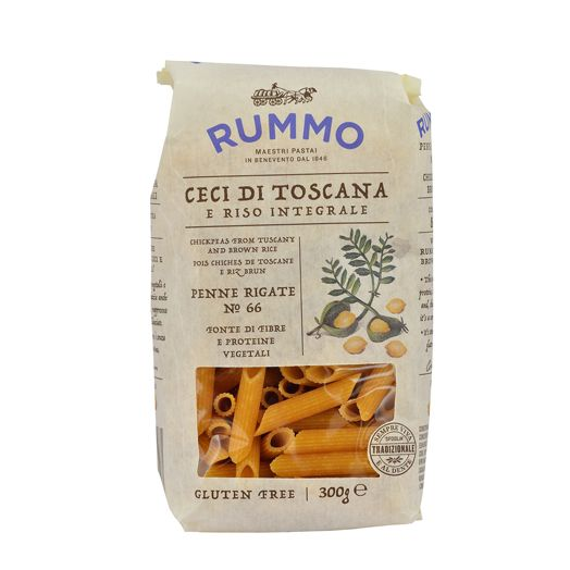 Penne Rigate 66 Rummo 300g