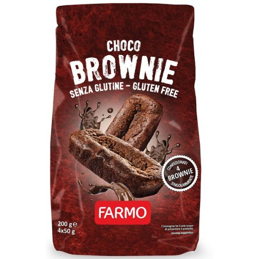 Choco Brownie Farmo 4x50g