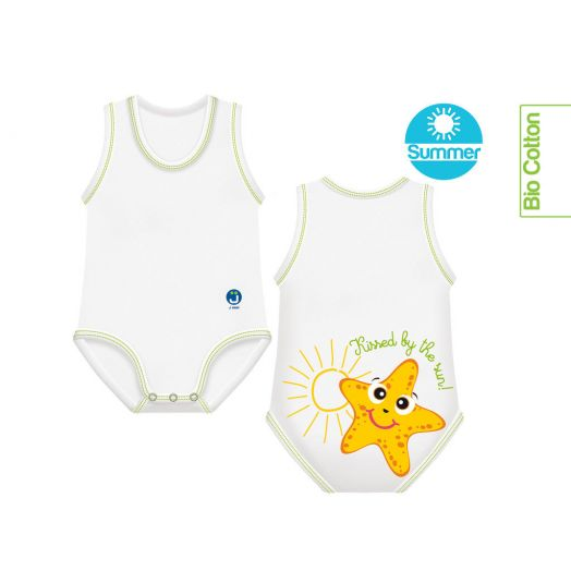 JBimbi Body 0/36m Bio Cotone Summmer Sea Stella
