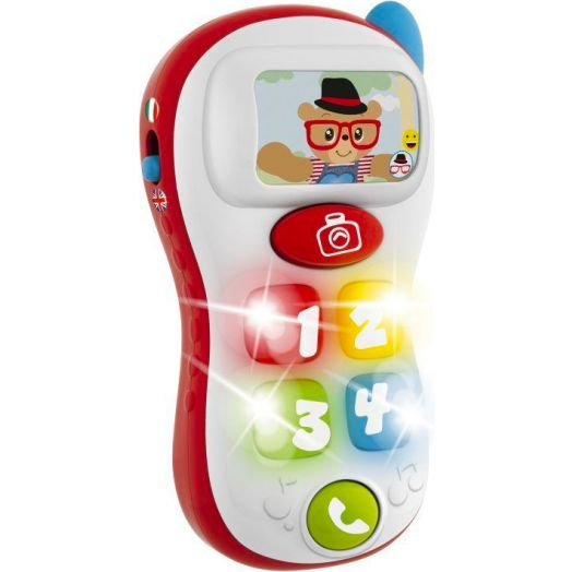 ABC Selfie Phone Ita / Eng Chicco Game