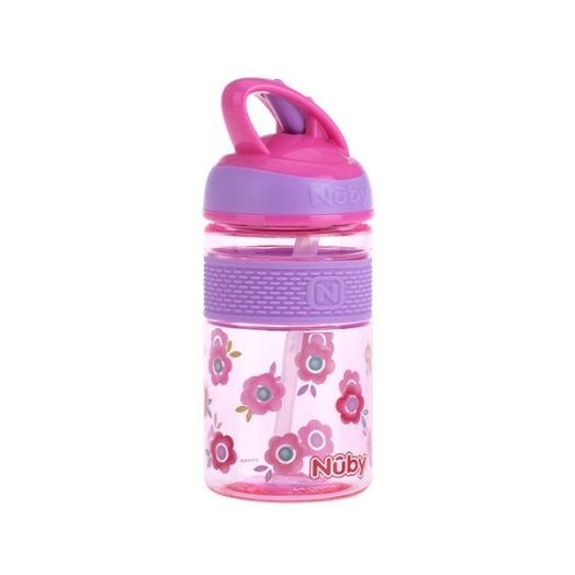 2 In 1 Bottle In Tritan Nuby 360ml