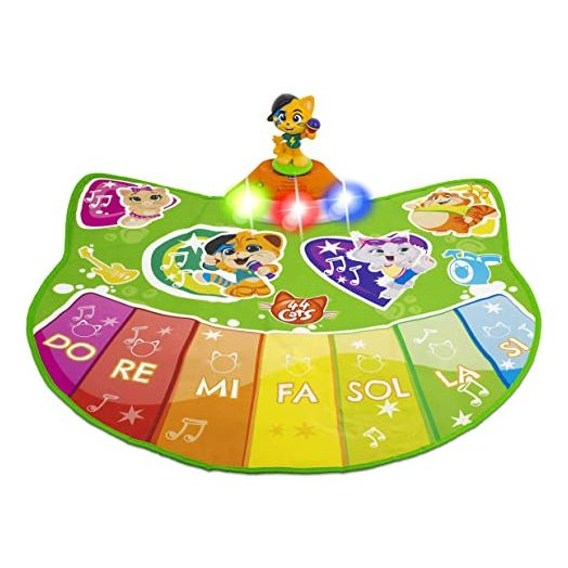 44 Chicco Cats Music Rug Game