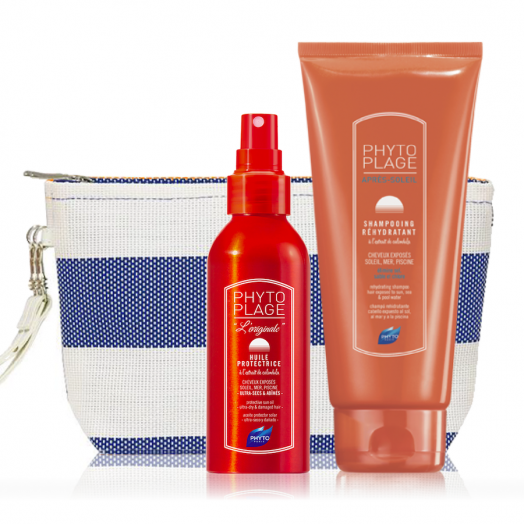 Phytoplage Pouch Huile/shampoo