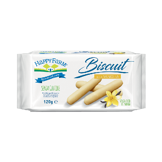 Happy Farm Vanilla Biscuit 120g