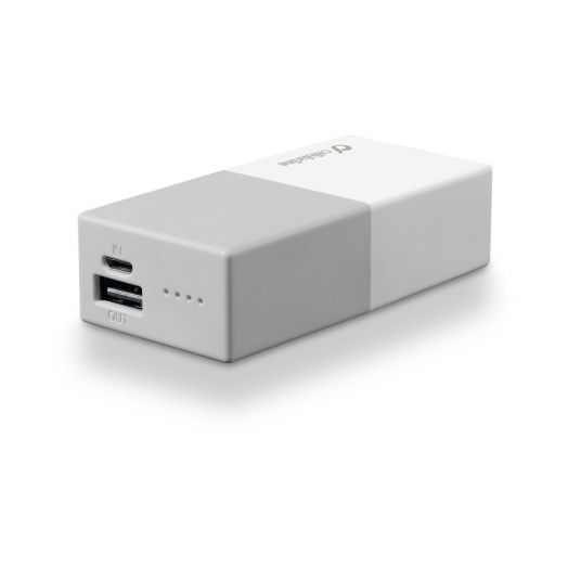 Powerbank 5000 Universal Cellularline 1 Battery Charger White