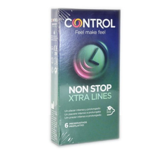 Control Non Stop Xtra Lines6pz