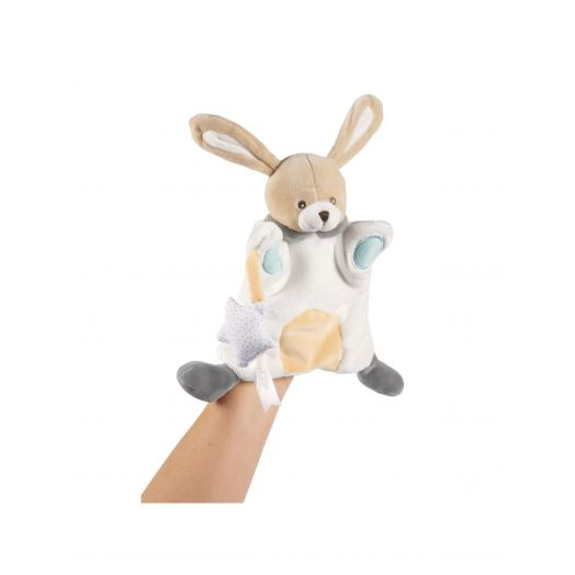 My Sweet Doudou Puppet Bunny CHICCO 0M +
