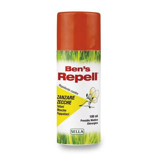 Ben's Repell Saddle 100ml