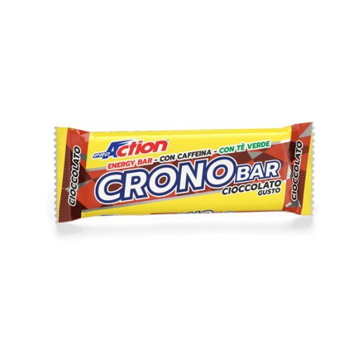 ProAction Chocolate Taste Bar Chrono 40g