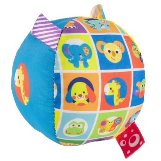 Soft Ball Baby Senses CHICCO 3-36 Months