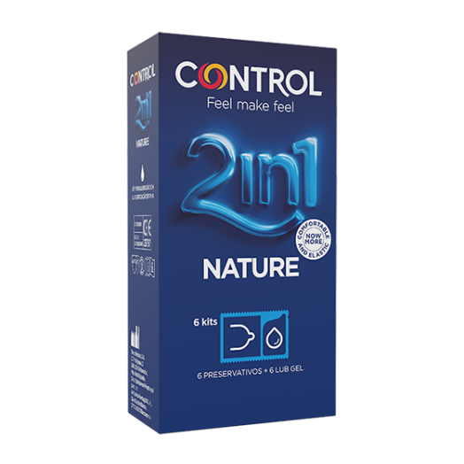 Nature 2In1 + Control 6 Kit