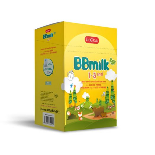 Bbmilk 1-3 Years Good 2 Bags of 400g