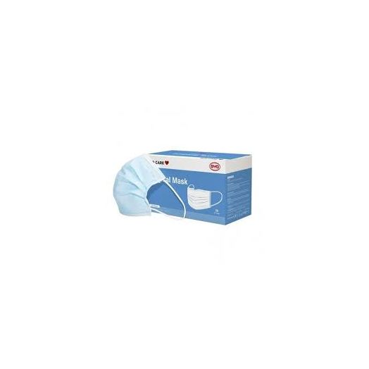 Alliance Healthcare 3 Ply Surgical Mask 50 Masks