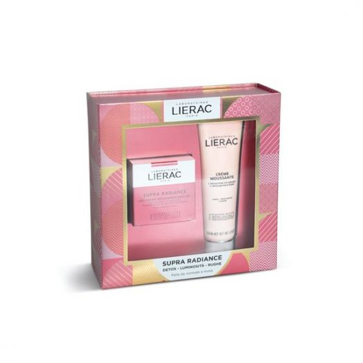Detox-Brightness-Wrinkles Box for Normal / Combination Skin Supra Radiance LIERAC