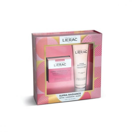 Detox-Brightness-Wrinkles Box For All Skin Types LIERAC Radiance