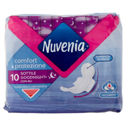Goodnight + Thin Absorbent With Ali Nuvenia 10 Absorbents
