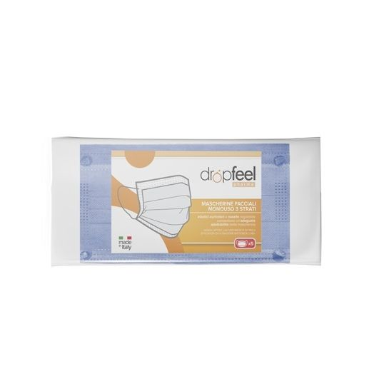 Dropfeel Difar 5 Type II Medical Face Masks