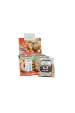 Alimenta 2000 Taralli At Almonds Gluten Free 250g