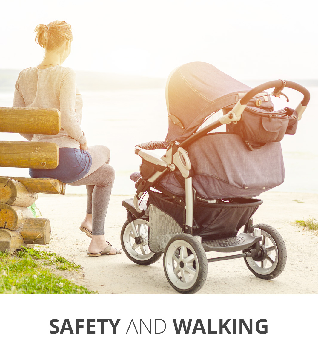 Safety walking and furniture